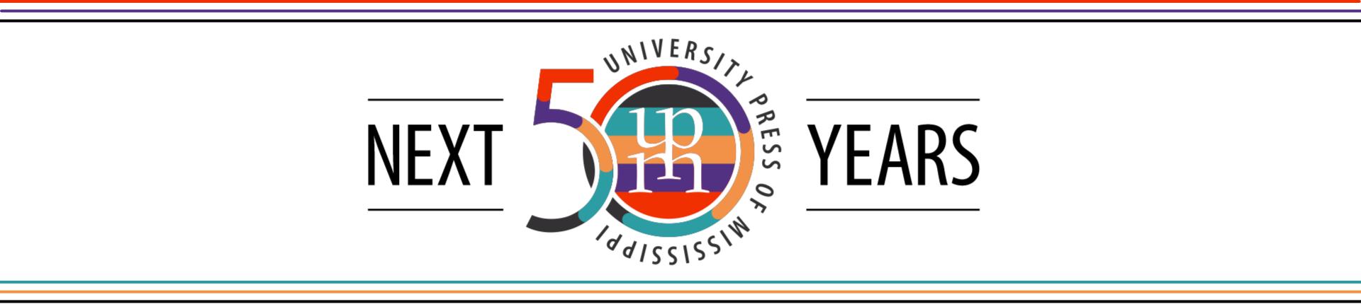 Logo for University Press of Mississippi